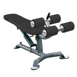 Abdominal crunch bench 7013