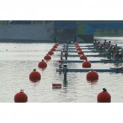 Automatic Start System for rowing races certified by FISA and ICF
