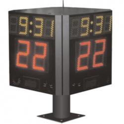 ATHINA 4 sides shot clock Type 3400.996