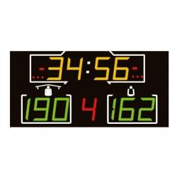 Scoreboard Omega SATURN Type 3400.602