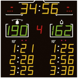 Scoreboard SATURN Type 3400.908