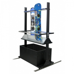 Storage System Snowboard Rental Rack