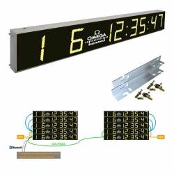 Modular numeric and alphanumeric scoreboards CALYPSO