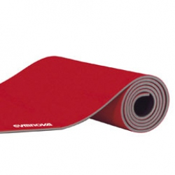 Roll-up exercise floor