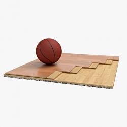 Sports parquet floor Trento