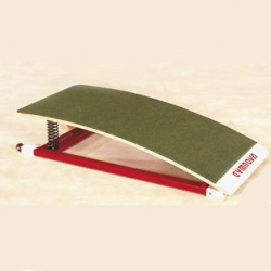Beginner's soft springboard