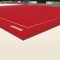 Gymnastics floor