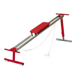 reestanding muscle-training bench