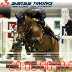 Refereeing and timing systems for the Equestrian