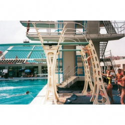 Diving Board 3-Meter-Stand