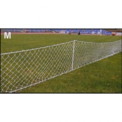 Net for throwing sector