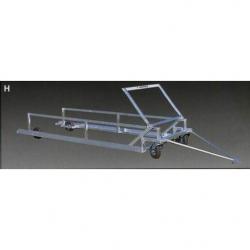 Hurdle Cart Alu