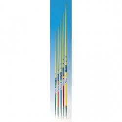 Competition javelin W-8, W-6, W-4