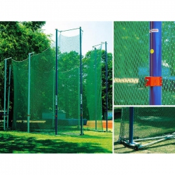 Training safety cage for hammer throw KLM-7/9-A