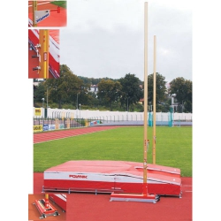 Competition pole vault stand STT-65