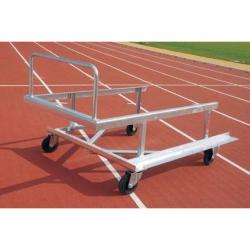Training hurdle cart S-259
