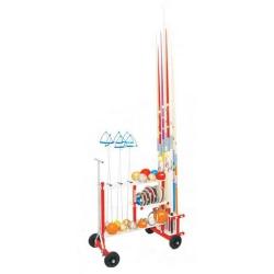 Combo rack CR-4-W
